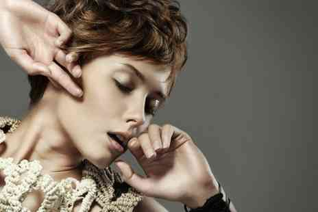 Michael James Hair Design - Cut and Blow-Dry With Nourishing Treatment  - Save 55%
