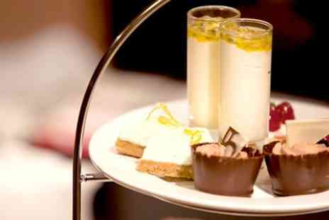 Apollo Hotel - Sparkling Afternoon Tea With Spa Access For Two  - Save 0%