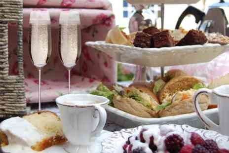 Old Churches House - Cream Tea With Prosecco For Two  - Save 50%