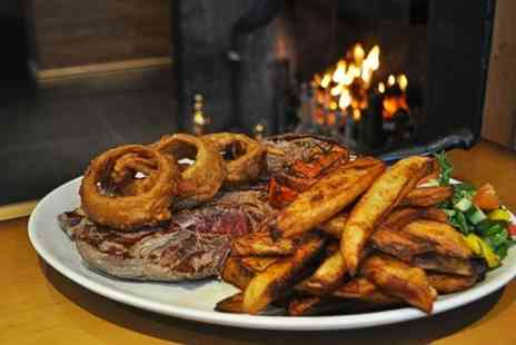 The New Prospect Inn - Lunch such as beef burger or lasagne - Save 50%