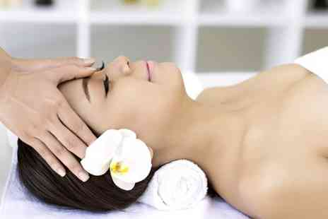 3D Hair And Beauty - Reflexology and Indian Head Massage  - Save 50%