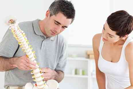 Camden Chiropractic - Treatment Plus Consultation - Save 71%