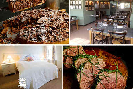 The Angel Hotel - Marco Pierre White Cuisine in a Gorgeous Market Town - Save 49%
