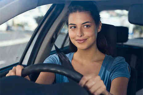 Leap Learning - Three Hours of Driving Lessons - Save 77%