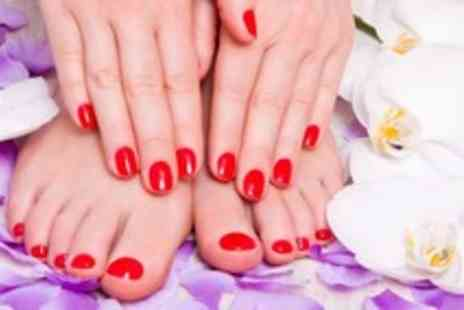 Addiction Beauty Salon - Express Manicure Express Pedicure & Express Facial - Save 56%