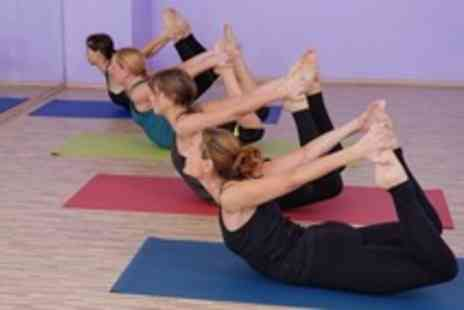 Mandayoga - 8 Hot Yoga classes - Save 65%