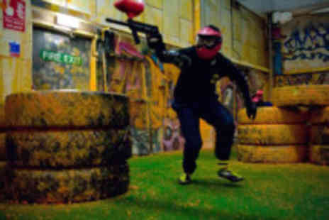 Urban Paintball Edinburgh - Paintball for up to 10 people - Save 96%