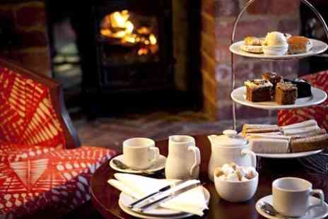 Mercure Letchworth Hall Hotel - Afternoon Tea For Two  - Save 55%