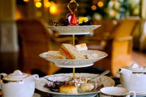 The Royal Trafalgar - Afternoon Tea With Sparkling Wine For Two - Save 31%