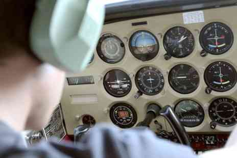 Peterborough Flying School - 25 Minute Flying Experience  - Save 0%