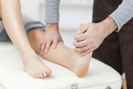 Osteo & Physio - Podiatry Treatment With Circulation Massage  - Save 61%
