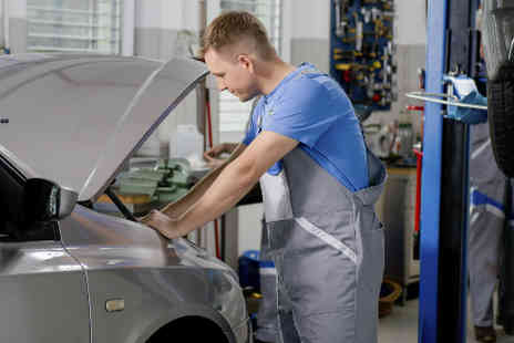 Local Autocare - 55 Point Vehicle Service Including Oil and Filter Change  - Save 68%