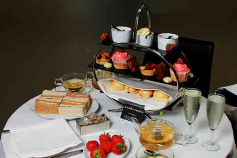 Number Twelve - Afternoon tea for 2 - Save 52%