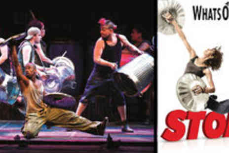 Whatsonstage.com - Membership including a free ticket to STOMP - Save 63%