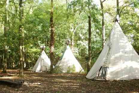 Hollybush inn - Brecon Beacons Tipi Stay For Two - Save 51%