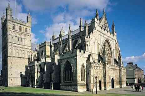 Exeter Cathedral - Entry For One Adult  - Save 50%