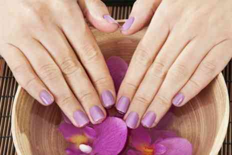 Fusion hair studio - Shellac Nails  - Save 35%