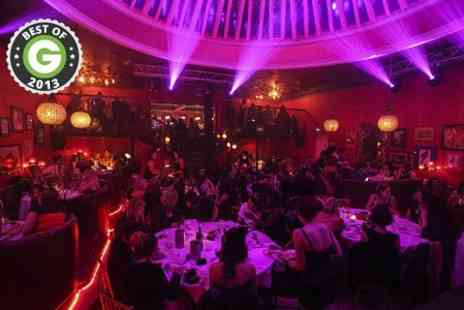 Proud Cabaret Brighton - Wedding Package With Three Course Meal  - Save 65%