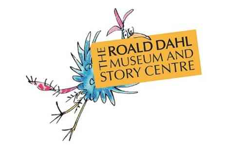 The Roald Dahl Museum and Story Centre - Family Entry to The Roald Dahl Museum and Story - Save 52%