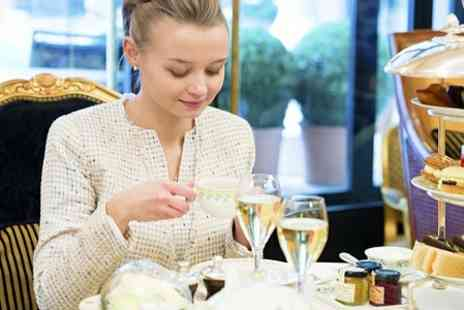 The Bruce Hotel - Sparkling Afternoon Tea For Two  - Save 50%