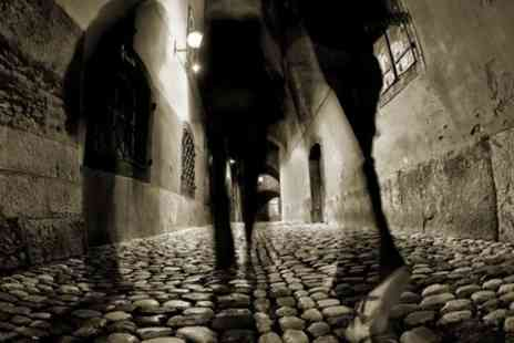 Cambridge Ghost Tours - Cambridge Ghost Tour For One  - Save 50%
