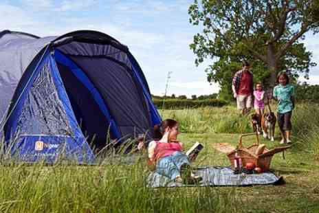 Waldegraves Holiday - Mersea Island Camping Or Motor Home Pitch For Four - Save 63%