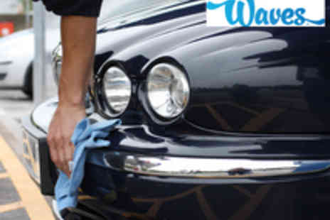 Waves Consultancy - A Waves Platinum Car Valet Service in Bicester Henley on Thames, Reading or Wokingham - Save 59%