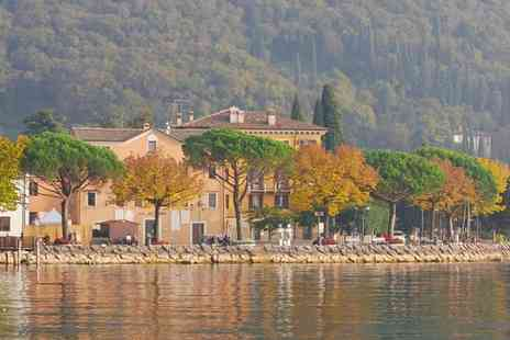 Villaggio Piccolo Paradiso - Seven nights by Lake Garda, with breakfast - Save 50%