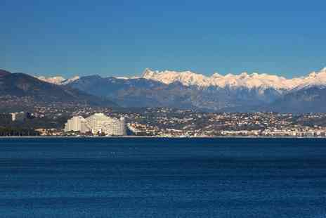 Appart city Antibes - A week on Cote D Azure at a serviced studio for two - Save 53%