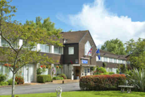 BEST WESTERN Tiverton Hotel - Delightful Rural Devon Escape for Two with Dinner Included - Save 51%