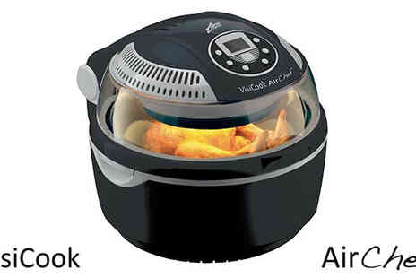 Team UKI - VisiCook Airchef Healthy Cooker including P&P - Save 29%