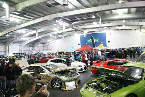 Car Show - One queue jump fast track entry ticket - Save 50%