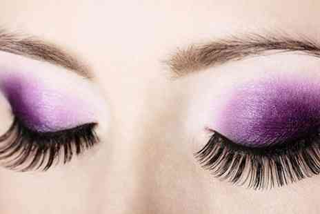The Beauty Room  - Eyelash Extensions  Plus Brow Tint and Shape  - Save 62%