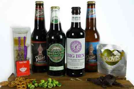 Beer52 Limited - Craft Beer Selection Box With Kents Kitchen Curry Kit  - Save 42%