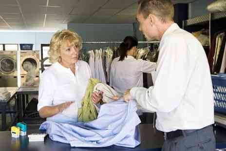 Kings Launderette and Dry Cleaners - Kings Launderette and Dry Cleaners - Save 50%