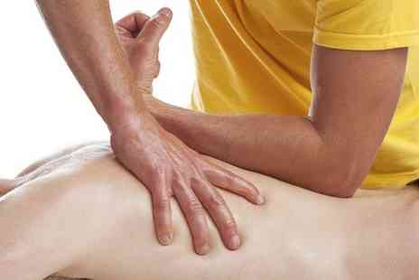 Solent Muscle Therapy - One Hour Deep Tissue Massage  - Save 52%