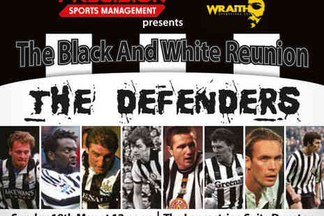 Precision Sports Management - Ticket to Black and White Reunion The Defenders - Save 50%