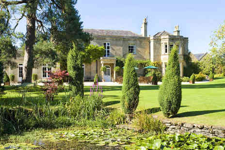 Guyers House Hotel - Romance and Award Winning Food in Corsham - Save 46%