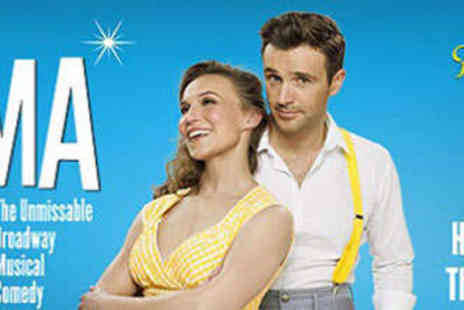 London Theatre Direct - Ticket to See The Pajama Game at Shaftesbury Theatre - Save 22%