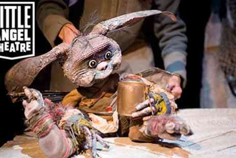 Little Angel Theatre - Critically Acclaimed Musical Puppet Show  - Save 50%