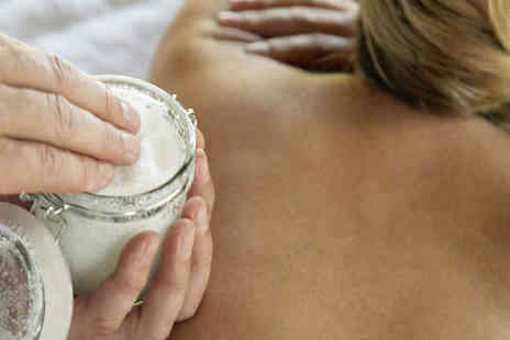 Annabels Beauty Spa - Renew your skin with a Luxury Back Scrub and Massage  - Save 55%