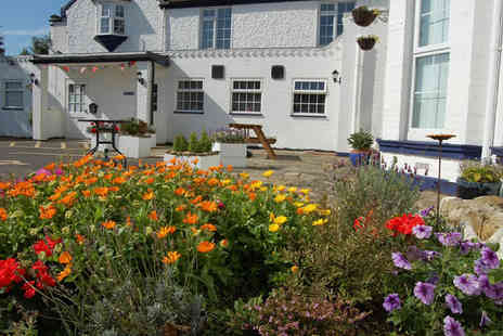 The Lighthouse Inn - One night Kent coast stay for 2 people including a bottle of wine  - Save 43%