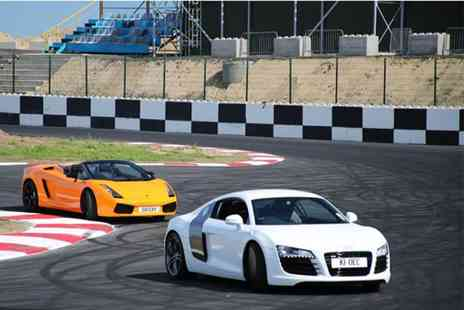 Supercars Scotland - Driving experience including 3 driving laps and 2 passenger laps - Save 44%