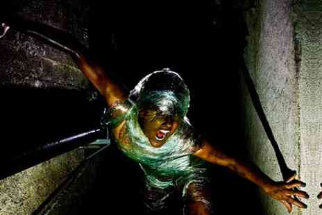 Twisted Attractions - Entry to The Facility Horror Maze - Save 53%