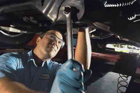 50 Point Car Service  - MOT test for non commercial car  - Save 71%