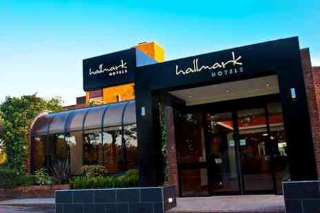 Hallmark Hotel Hull - One Night For Two With Breakfast and Tapas - Save 50%