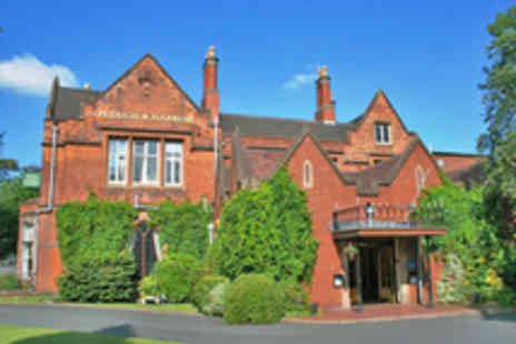 Plough and Harrow Hotel - Two Night Birmingham Break for Two Including Afternoon Tea - Save 48%