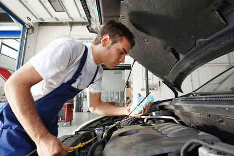 Benley Automotive - Full Car Service Including Oil and Filter Change - Save 64%