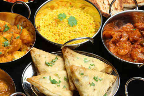 Ashöka West End - Chefs Sharing Platter Curry Main Course Each for Two  - Save 62%