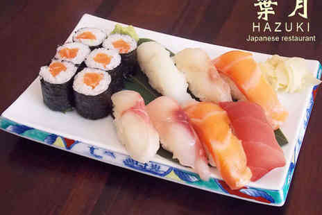 Hazuki Covent Garden - Spend on Japanese Food and Drink for Two  - Save 51%